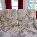Love Seat Upholstery Cleaning After