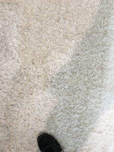 Red Wine Carpet Cleaning After